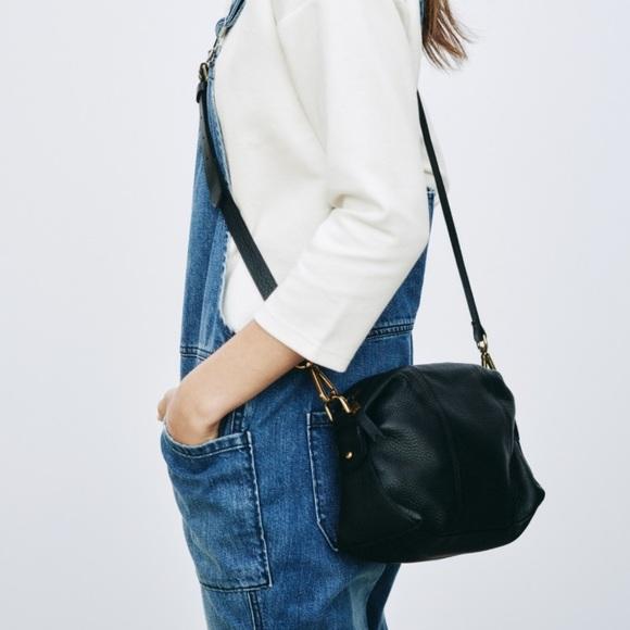 36ac34436 Madewell Handbags - Madewell Mini Glasgow Bag Black